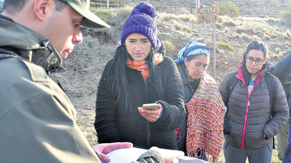 La comunidad mapuche, víctima de la represión y persecución de las fuerzas de seguridad.