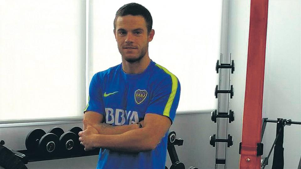 """Tenía varias ofertas, pero elegí venir a Boca"", señaló Nández."
