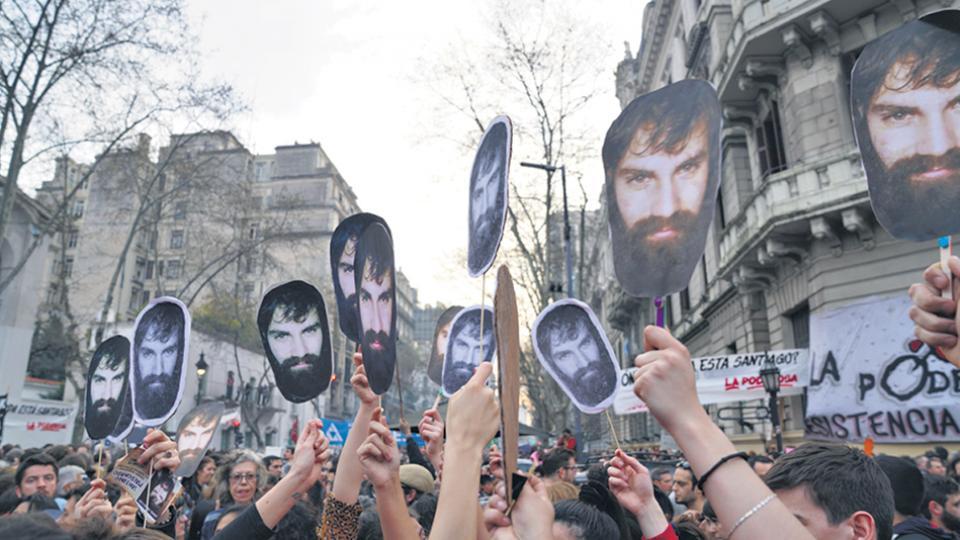 LA ONU, la CIDH y Amnistía Internacional se involucraron en el caso Maldonado.