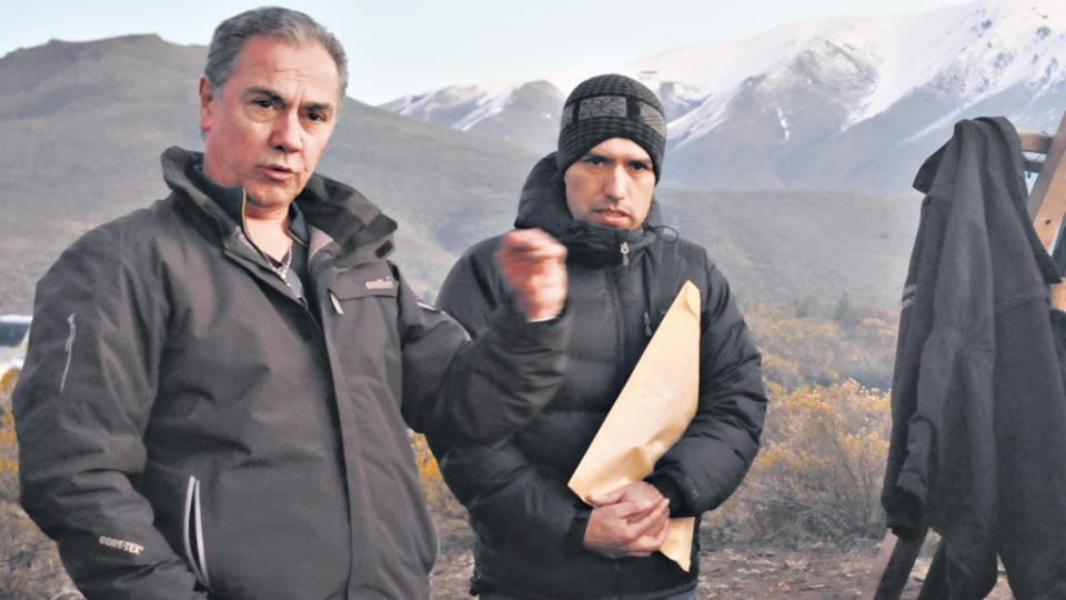Machado (izquierda) presentó un habeas corpus al día siguiente de la desaparición de Maldonado.