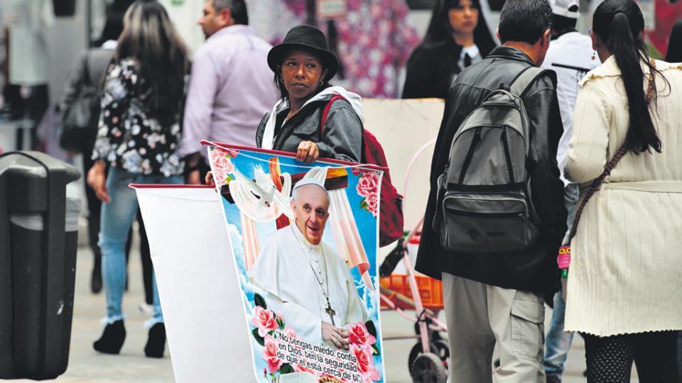 El Papa vuelve a Latinoamérica | Histórica visita a una Colombia en vías de pacificación