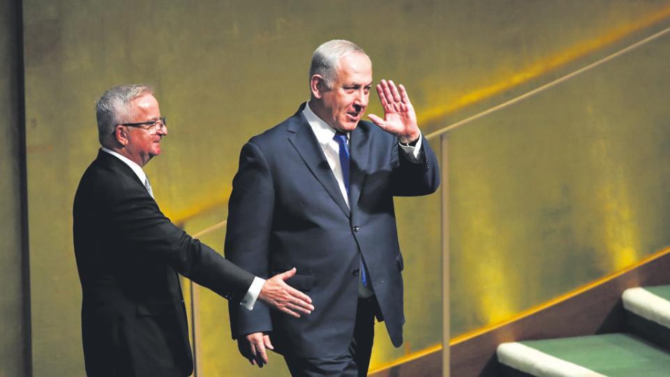 El gobierno de Netanyahu manifestó su preocupación por el creciente despliegue iraní en Siria.