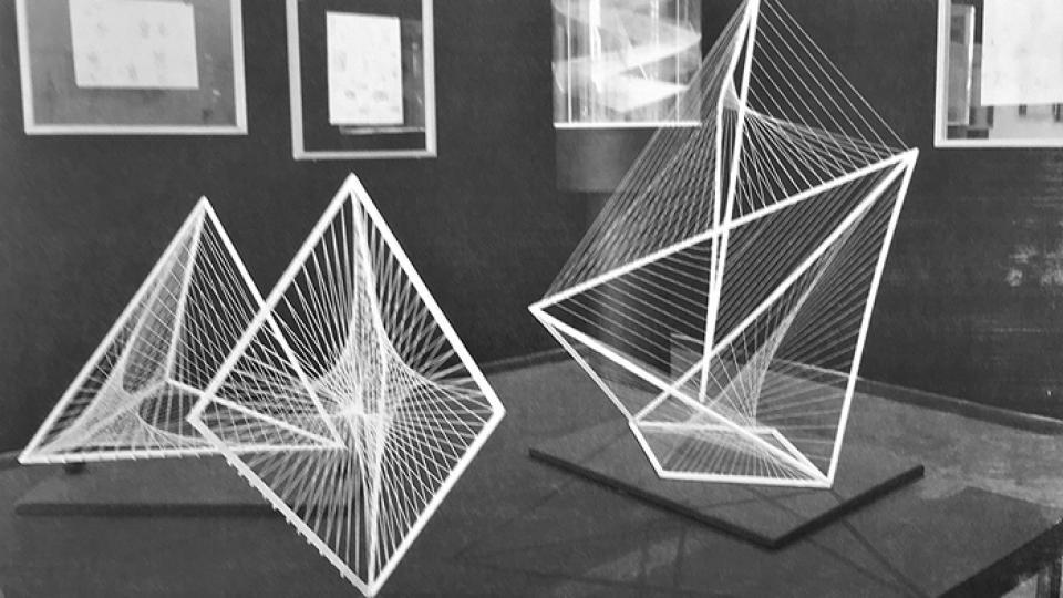 Artes visuales en la cuarta dimensión | Publicación... | Página12