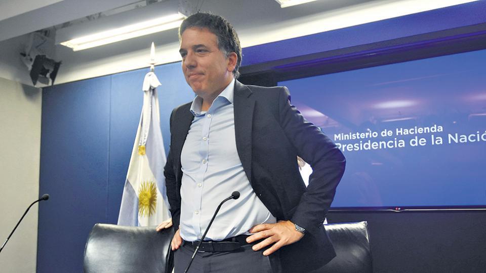 El ministro de Hacienda, Nicolás Dujovne, hoy dará detalles sobre la reforma tributaria.