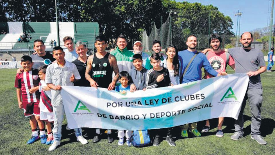 Presentan un proyecto para clubes con perspectiva inclusiva