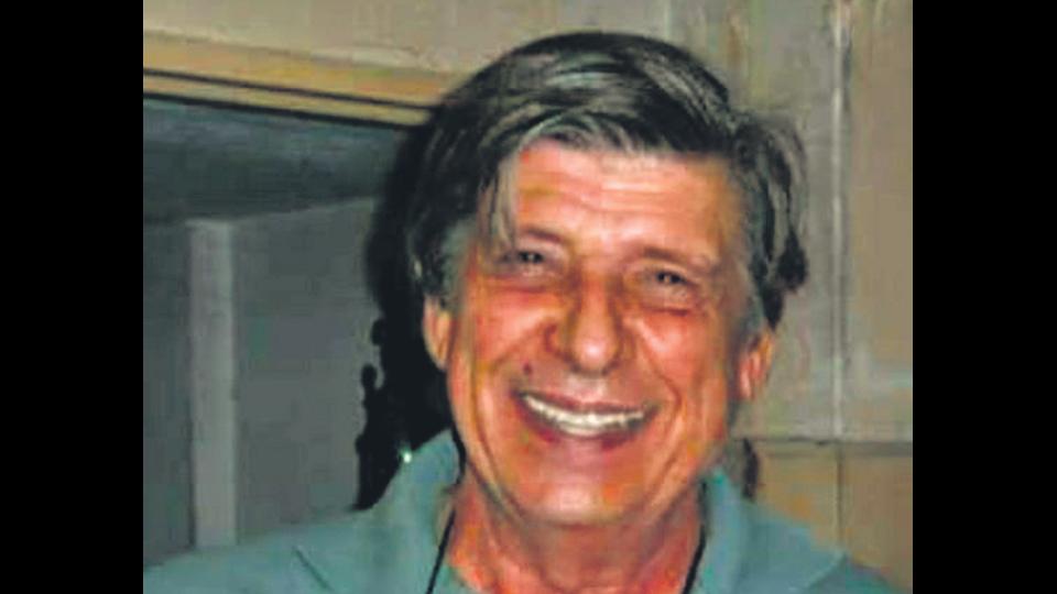 Gustavo Souza murió el domingo pasado.