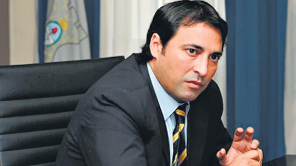 Emiliano Blanco, director del Servicio Penitenciario Federal.