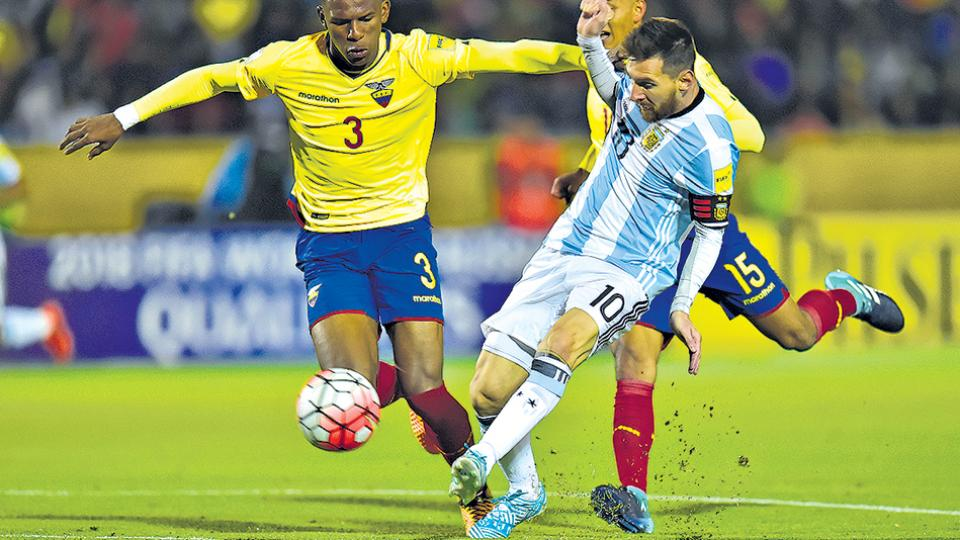 Argentina será cabeza de serie