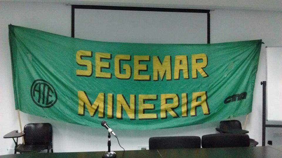 Para el Servicio Geológico Minero, el caso Maldonado está resuelto