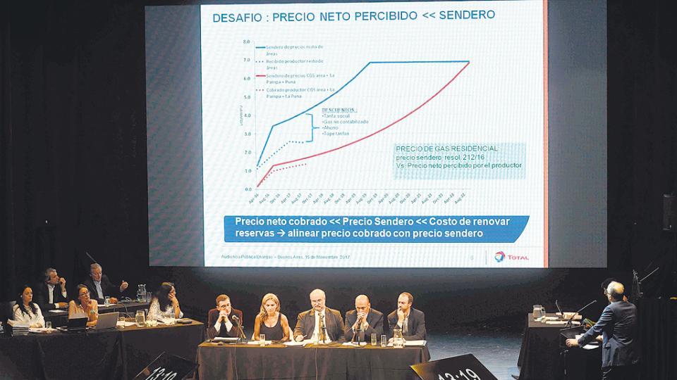Para los comercios el aumento de tarifas promedio de gas será del 58 por ciento.
