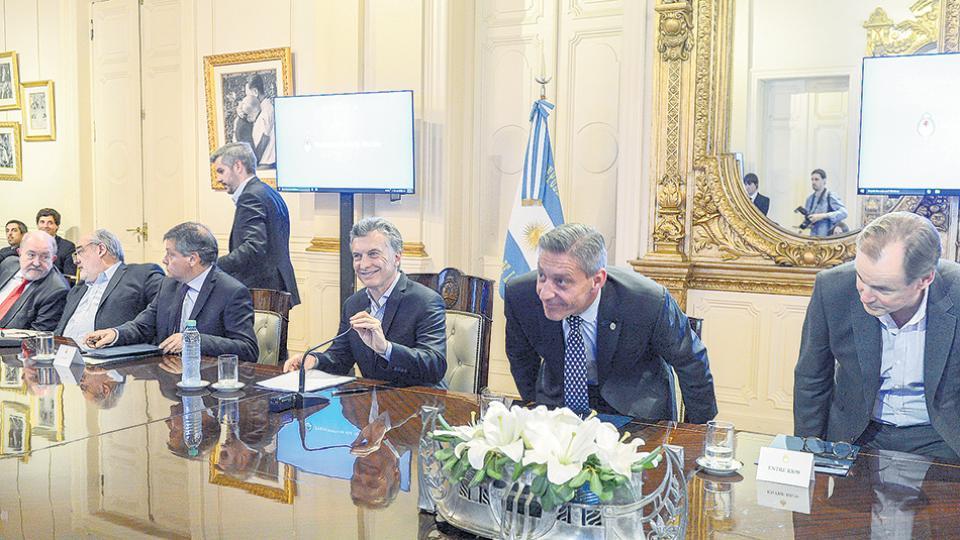 Tras la reunión de la semana pasada, el clima entre los gobernadores era de preocupación.