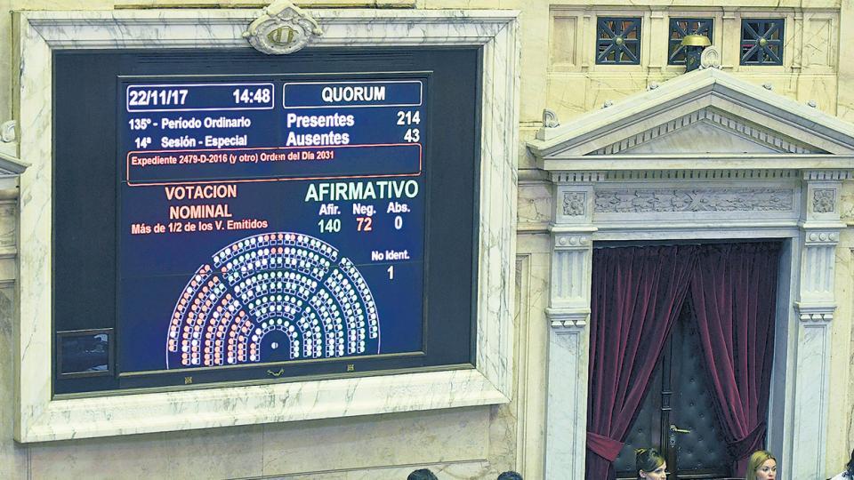 El proyecto del Gobierno obtuvo una amplia mayoría en la Cámara baja.