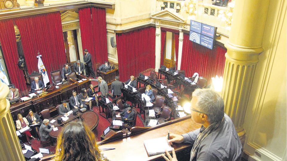 En una reunión de Miguel Angel Pichetto y Federico Pinedo el Senado acordó un tratamiento veloz.