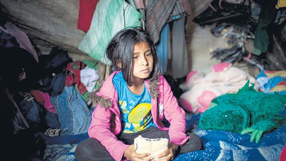 En América latina, el once por ciento de los niños menores de cinco sufre desnutrición crónica.