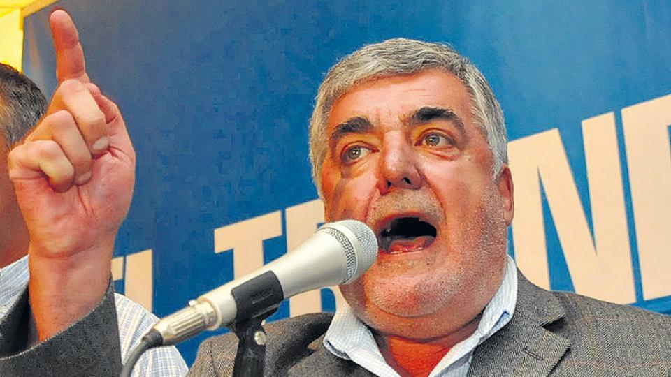 Mario Das Neves fue electo por primera vez en Chubut en 2003.