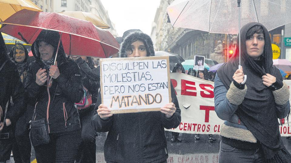 La marcha comenzará a las 17 e irá de Congreso a Plaza de Mayo.