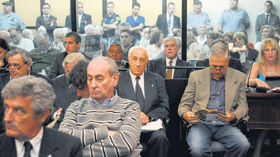 #NuncaMás: perpetua para Acosta, Astiz, Arrú, Azic y Cavallo