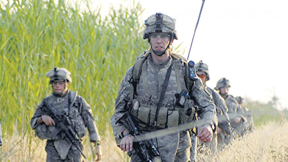 Tropas de EE.UU. participan del Amazong 17 en la triple frontera.