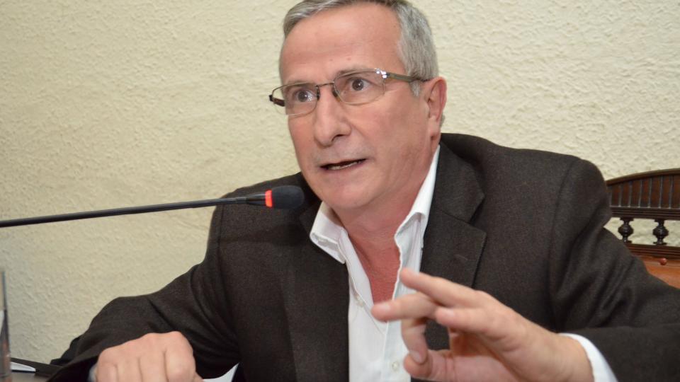 """""""Salvo que sea vetada, la norma ya es norma"""", dijo Miatello, co-autor de la ordenanza."""