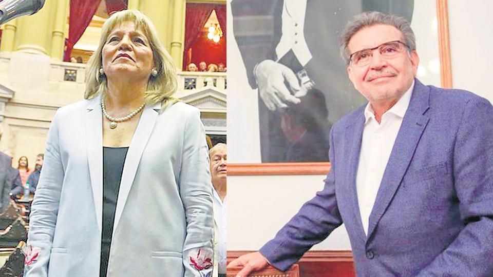 Tras la aprobación de la reforma previsional, los diputados Muñoz y Beder Herrera revelaron las presiones del gobierno nacional.