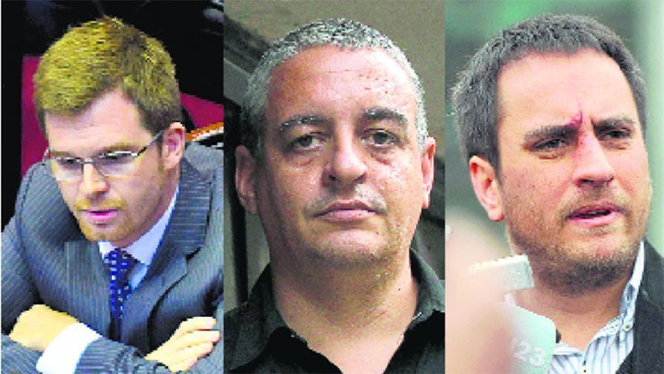 Massot abrió el debate con una cuestión de privilegio y cargó contra Pietragalla y Cabandié.