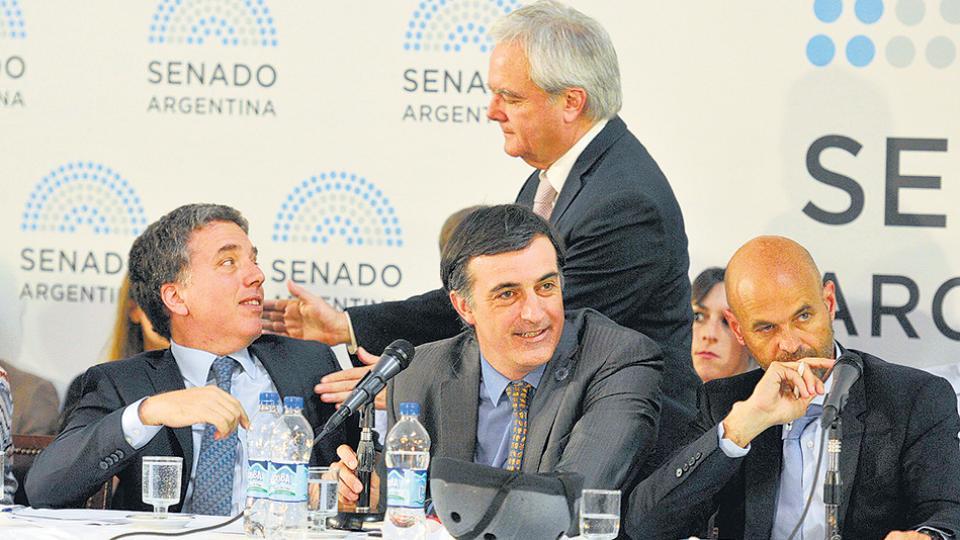 Nicolás Dujovne, ministro de Hacienda, defendió el Presupuesto y se quejó de la exclusión de las cooperativas del impuesto a las Ganancias.