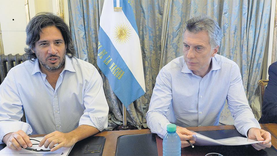 La propuesta fue redactada en el Ministerio de Justicia, que encabeza Germán Garavano.