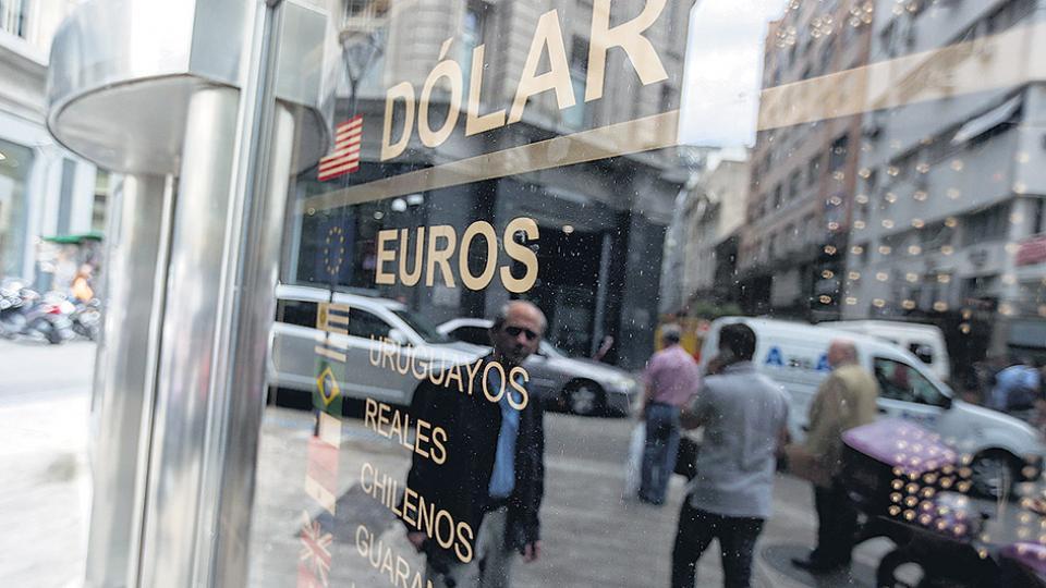 La cotización tocó los 18,14 pesos, pero la presión compradora disminuyó hacia el cierre.