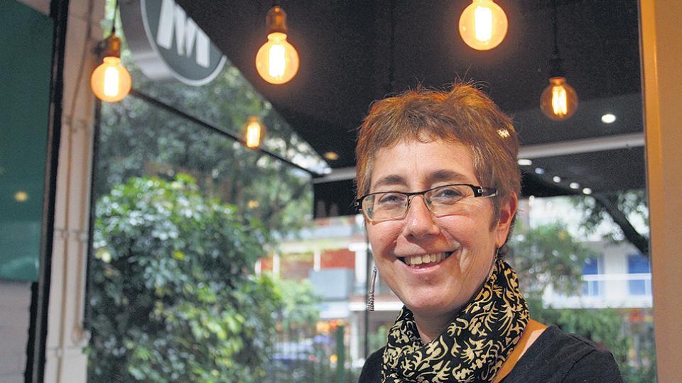 Andreína Adelstein es investigadora del Conicet en el Instituto del Desarrollo Humano de la UNGS.