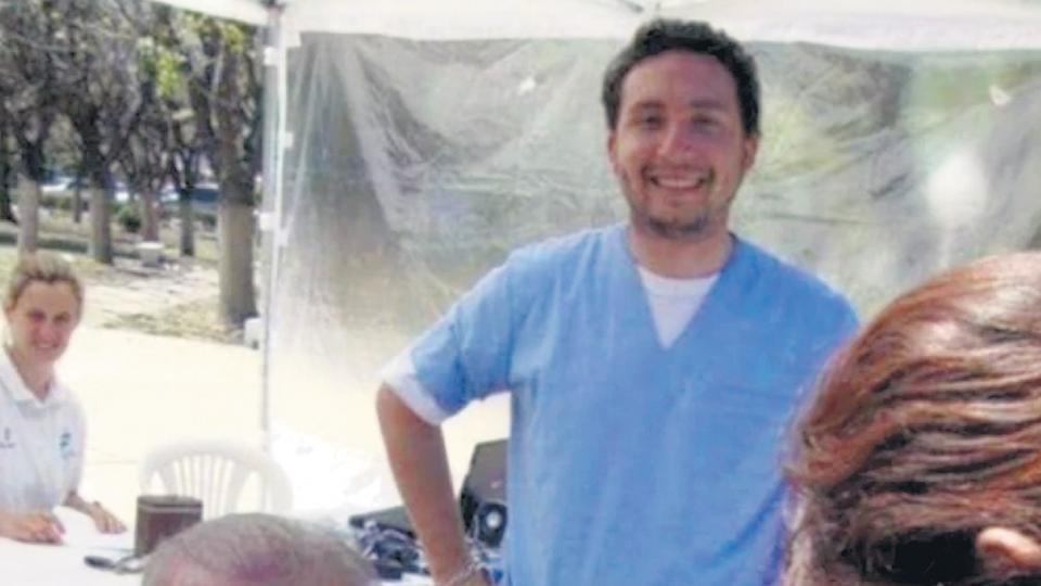 Cuando se descubrió su engaño, Guillermo Chauderón, de 30 años, intentó suicidarse.