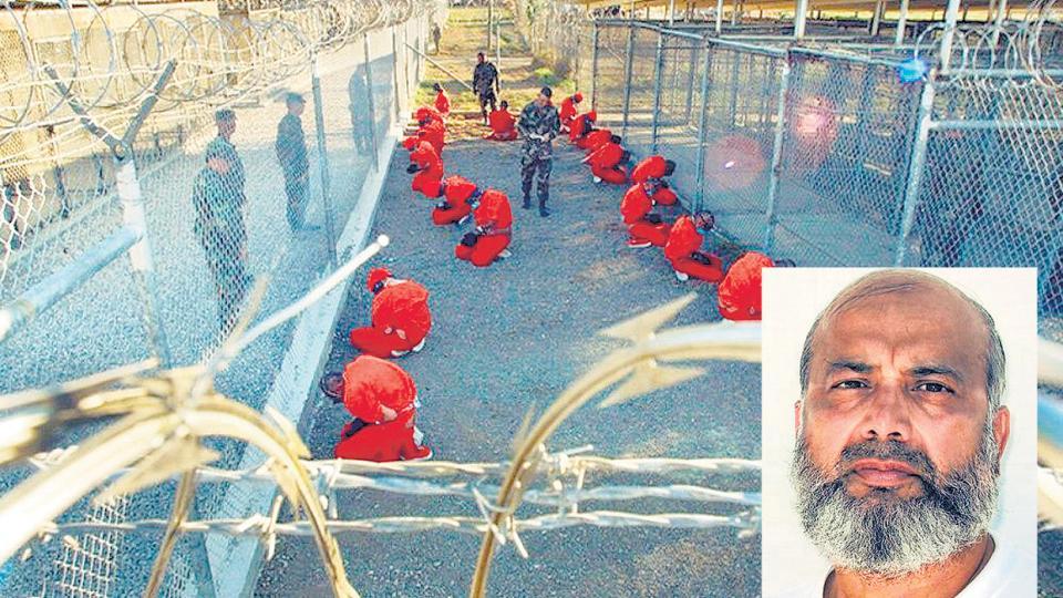 Tras el traslado de cientos de presos, hoy Guantánamo alberga sólo 41 prisioneros, incluyendo a Saifullah Paracha, de 70 años.