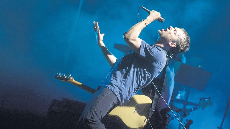 La buena música se adelantó al temporal | Gorillaz fue la estrella de la segunda jornada del Festival BUE