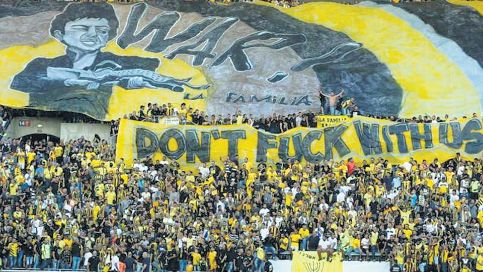 Los israelíes no soportan a futbolistas que no tengan sus mismas creencias en el equipo.