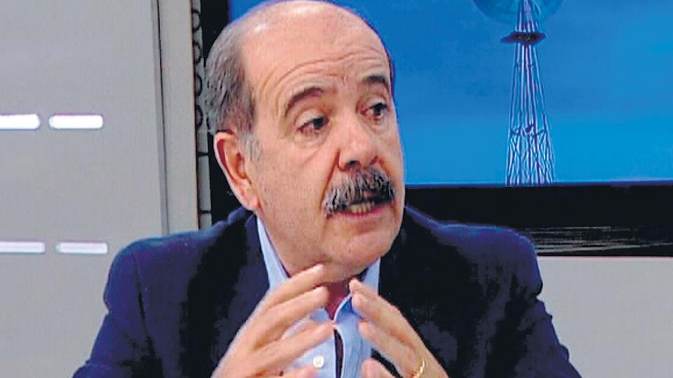 Abel Guerrieri, director de la SRA, trabajó codo a codo con el Momo Venegas en el Renatre entre 2004 y 2011.
