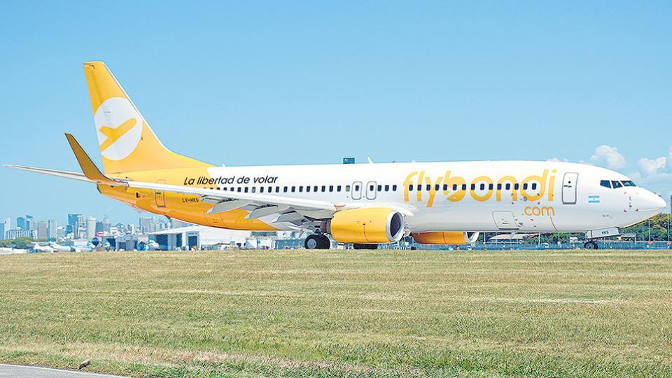 Resultado de imagen para Aeroparque Flybondi