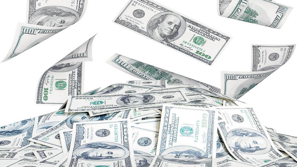 La compra de dólares para atesoramiento fue el elemento principal de la salida de divisas en 2017.