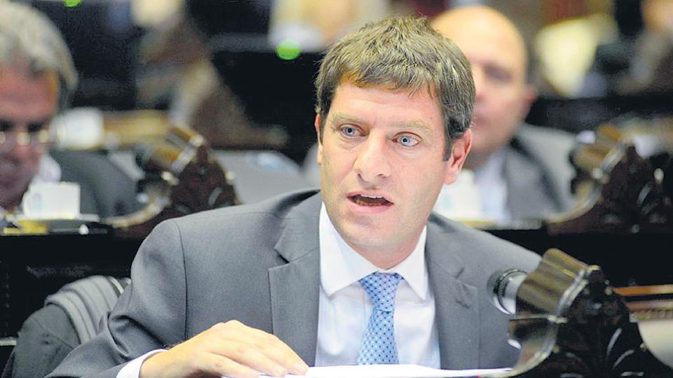 El diputado salteño Javier David integra el Bloque Justicialista y aspira a ser candidato a gobernador.
