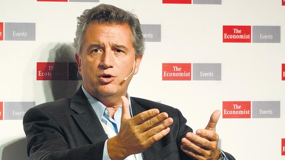 El ministro de Agroindustria, Miguel Etchevehere, rápido para cobrar pero lento para pagar.