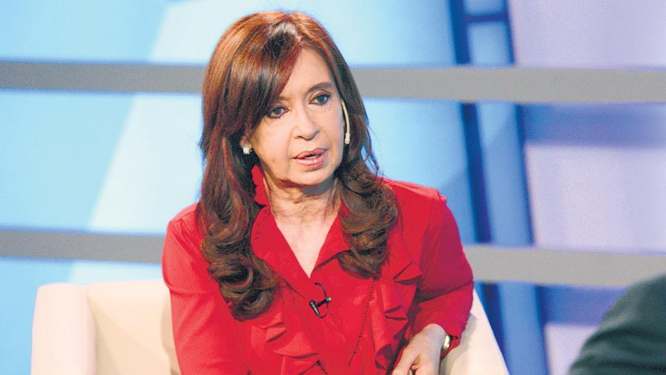 Cristina Fernández es investigada por la obra pública en Santa Cruz.