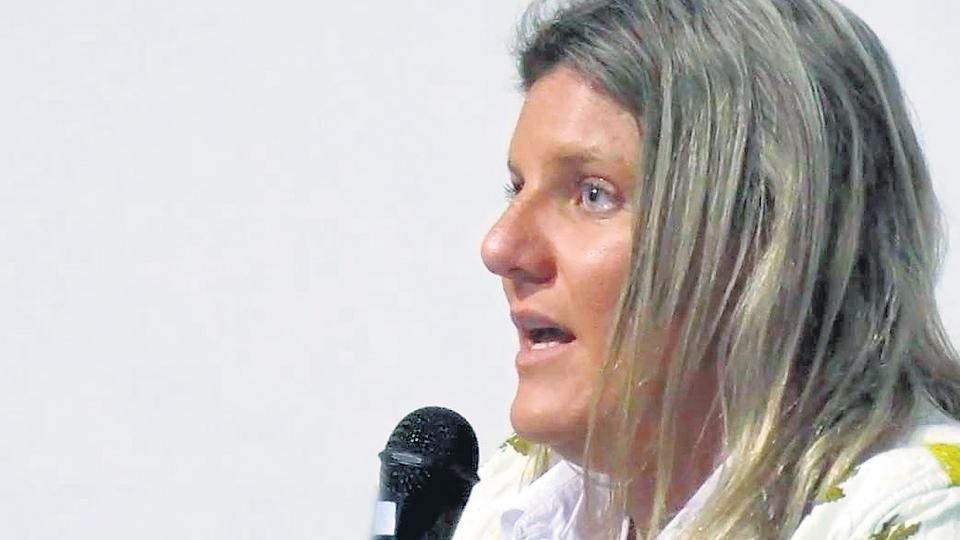 Yamila Zavala Rodríguez, de Abuelas de Plaza de Mayo y Comisión Provincial por la Memoria.