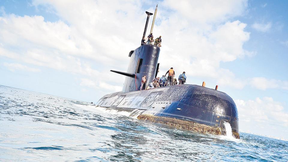 El reporte fue elaborado a partir de los ruidos detectados por los sensores oceánicos.