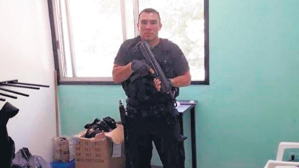 El agente penitenciario Facundo Solís mató con su arma reglamentaria.