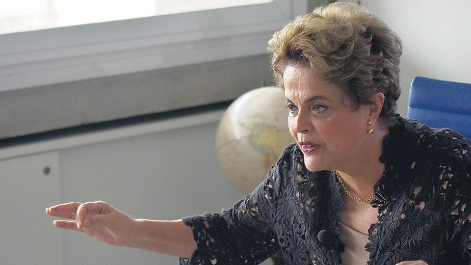 Dilma Rousseff encuadra la defensa judicial de Lula en la pelea por la defensa de la democracia en Latinoamérica.