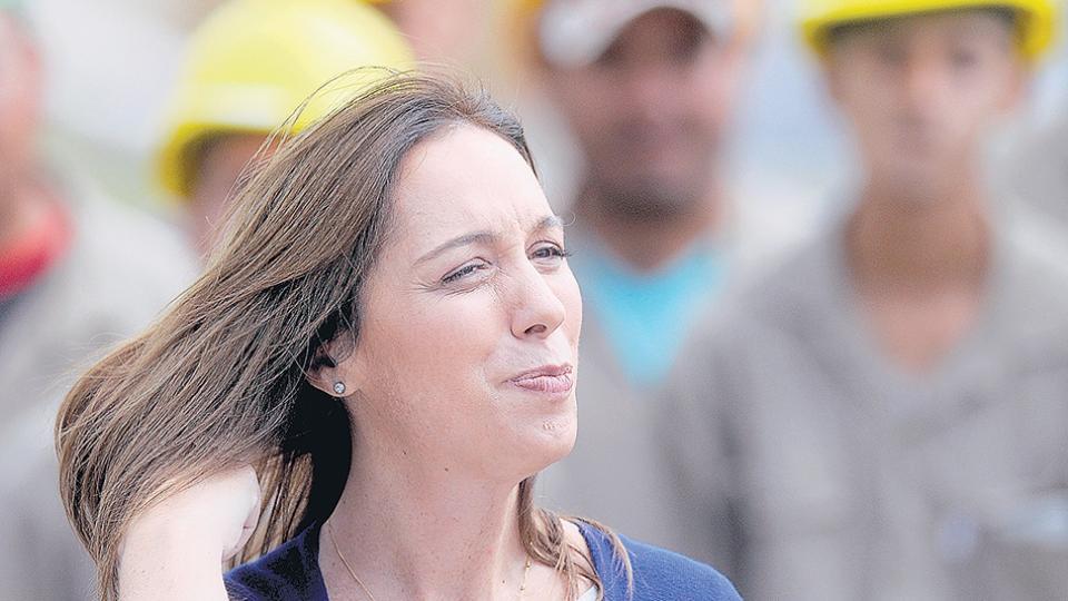 La gobernadora María Eugenia Vidal convocó a los gremios para el jueves 15, a las 17.