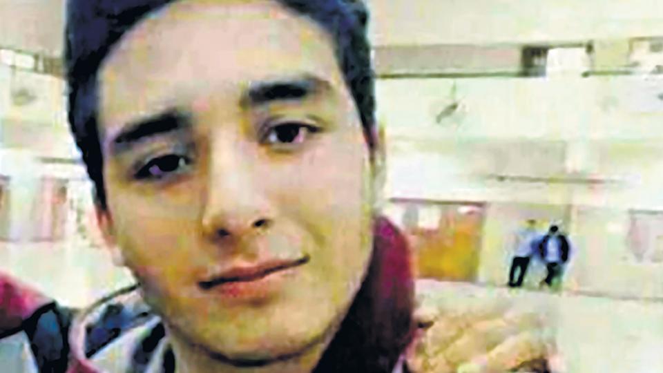 Emanuel Garay tenía 18 años y soñaba con ser policía.