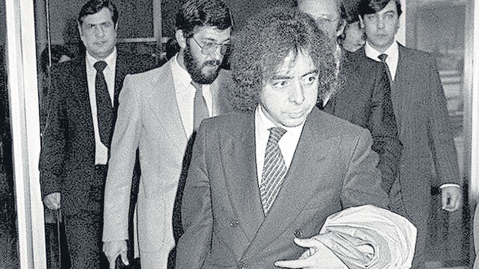 Pacheco, alias Billy el Niño, fue miembro de la policía franquista.