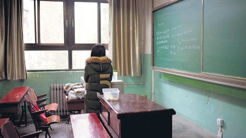 """El gobierno chino anunció medidas contra """"el acoso sexual en los campus universitarios""""·"""