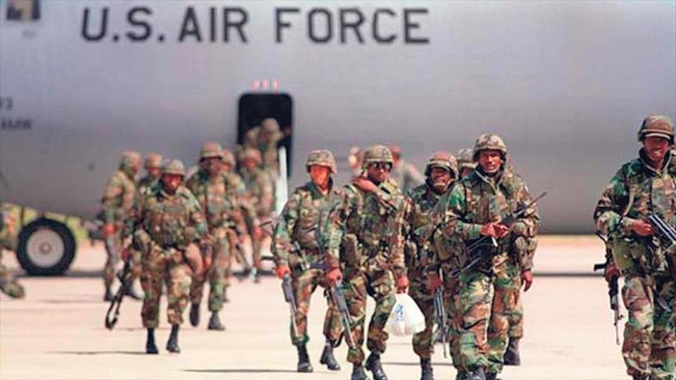 Según la Cancillería panameña, las tropas norteamericanas entrenarán a las fuerzas locales.