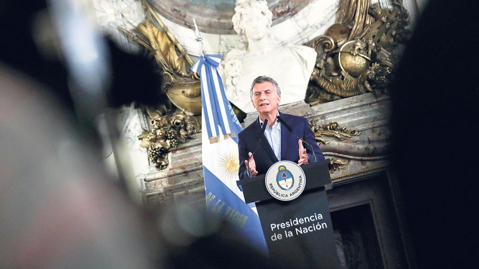 Mauricio Macri dijo que competirá en 2019 pero junto a Rodríguez Larreta y Vidal.