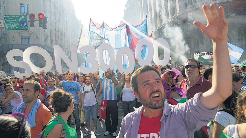 Los organismos convocantes se sacarán una foto en la Plaza de Mayo el día anterior a la marcha, a las 11.30.